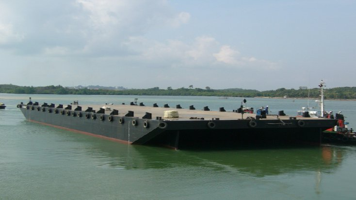 Barge Andalus 7