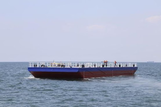 Barge Andalus 8